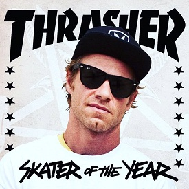The Thrasher Magazine 2015 SOTY Party