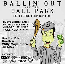 Ballin' Out At Tha Ballpark