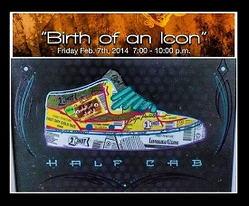 Half Cab: Birth Of An Icon