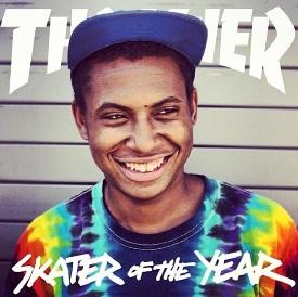 The Thrasher Magazine 2013 SOTY Party