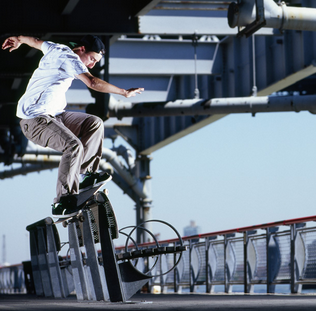 Skateboarding's  6 Most Criminally Underrated Ledge Technicians